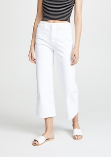 AG Adriano Goldschmied AG The Etta Cropped Jeans with Wide Legs