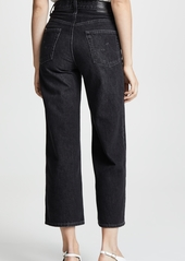 AG Adriano Goldschmied AG The Etta Wide Leg Cropped Jeans