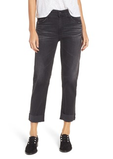 AG The Ex-Boyfriend Crop Jeans (10 Years Generation)
