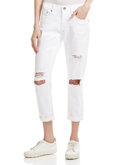 AG The Ex-Boyfriend Slim Jeans in 1 Year White
