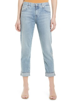 AG Adriano Goldschmied AG The Ex-Boyfriend Slim Jeans (Prism Embroidered)