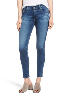 AG The Farrah Ankle Skinny Jeans (14 Years Ablaze)