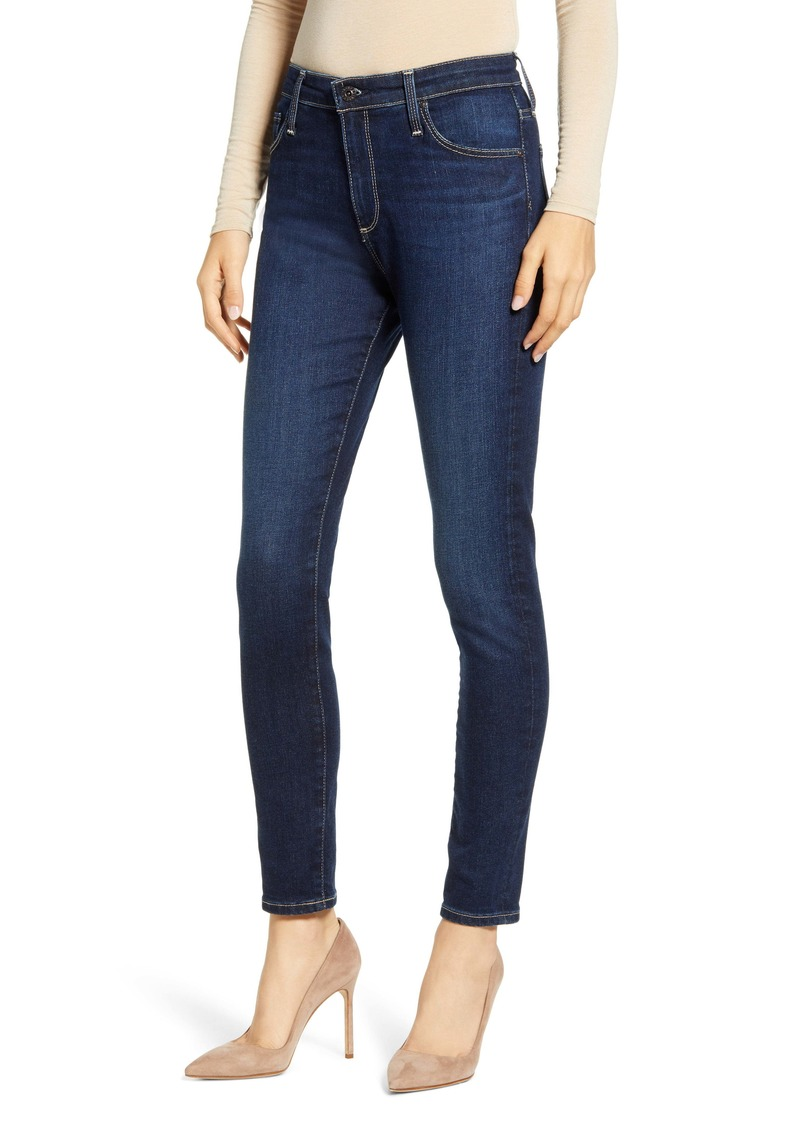 AG Adriano Goldschmied AG The Farrah Ankle Skinny Jeans