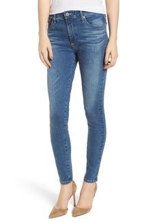 AG Adriano Goldschmied AG The Farrah Ankle Skinny Jeans (California Blue)