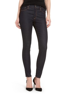 AG The Farrah Ankle Skinny Jeans (Indigo Autumn)
