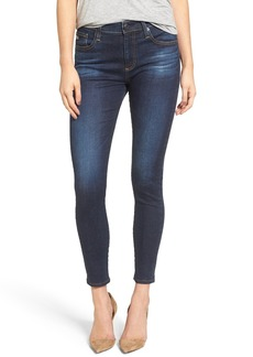 AG The Farrah High Rise Ankle Skinny Jeans (02 Years Beginnings)  (Nordstrom Exclusive)