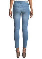AG Adriano Goldschmied The Farrah High-Rise Skinny Ankle Jeans