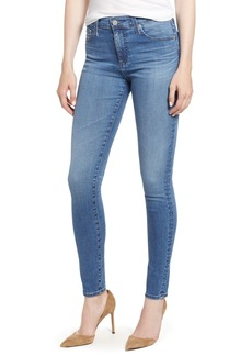 AG Adriano Goldschmied AG 'The Farrah' High Rise Skinny Jeans (Paradox Blue)