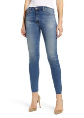 AG Adriano Goldschmied AG The Farrah High Waist Ankle Skinny Jeans (13 Years Flowing)