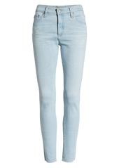 AG Adriano Goldschmied AG The Farrah High Waist Ankle Skinny Jeans (14 Years Blue Garden)