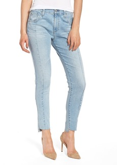 AG The Farrah High Waist Ankle Skinny Jeans (20 Years Oceana)