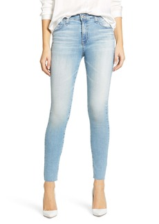 AG Adriano Goldschmied AG The Farrah High Waist Ankle Skinny Jeans