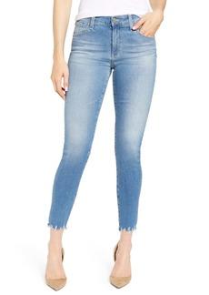 AG Adriano Goldschmied AG The Farrah High Waist Ankle Skinny Jeans