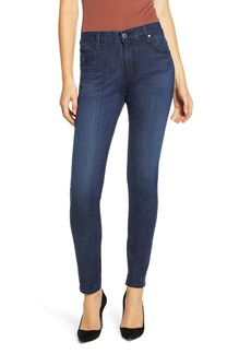 AG Adriano Goldschmied AG The Farrah High Waist Ankle Skinny Jeans (Paradoxical)