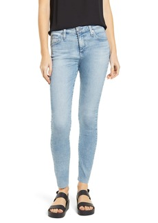 AG Adriano Goldschmied AG The Farrah High Waist Ankle Skinny Jeans (22 Years Redempt)