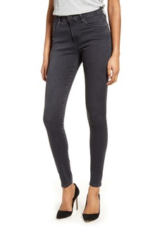 AG Adriano Goldschmied AG The Farrah High Waist Ankle Skinny Jeans (Pressure)