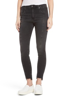 AG The Farrah High Waist Ankle Skinny Jeans (Thirteen)