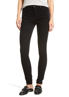 AG The Farrah High Waist Skinny Corduroy Pants