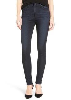 AG The Farrah High Waist Skinny Jeans