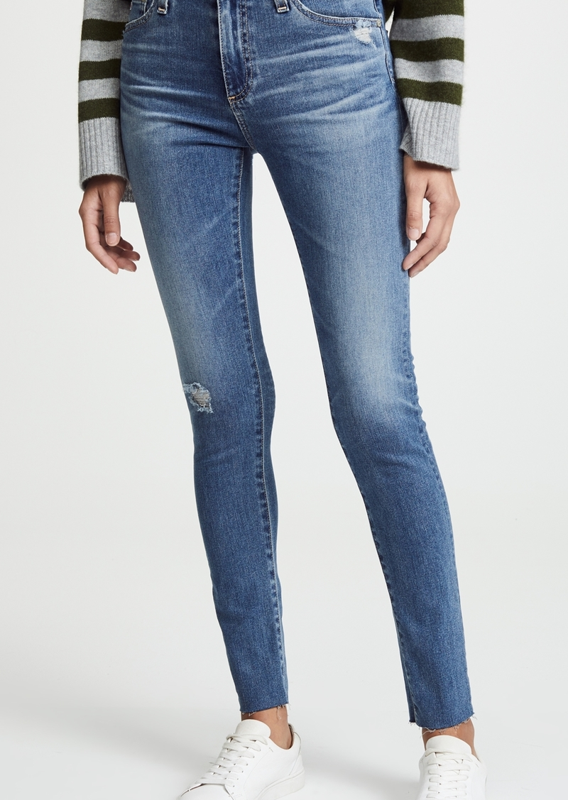 AG Adriano Goldschmied AG The Farrah Skinny Ankle Jeans