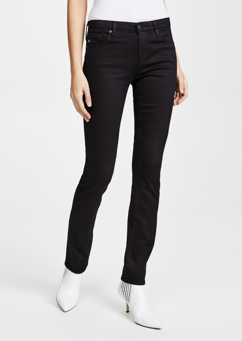 AG Adriano Goldschmied AG The Harper Essential Straight Leg Jeans