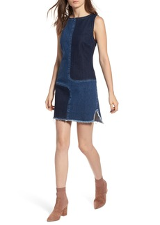 AG Adriano Goldschmied AG The Indie Two Tone Denim Dress