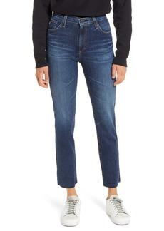 AG Adriano Goldschmied AG The Isabelle  Ankle Straight Leg Jeans