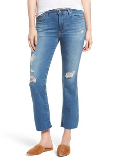 AG The Jodi Crop Flare Jeans (12 Years Canyon Destroyed)
