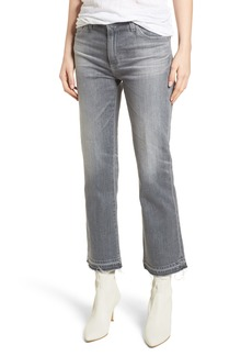 AG The Jodi Crop Flare Jeans (15 Years Grey Sulfur)
