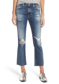 AG The Jodi Crop Flare Jeans