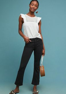 AG Adriano Goldschmied AG The Jodi High-Rise Cropped Flare Jeans