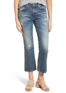 AG Adriano Goldschmied AG The Jodi High Waist Crop Flare Jeans (23 Years Wind Worn)