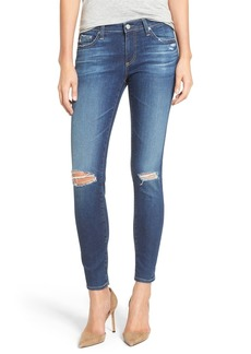 AG 'The Legging' Ankle Jeans (10 Years Recreation) (Nordstrom Exclusive)