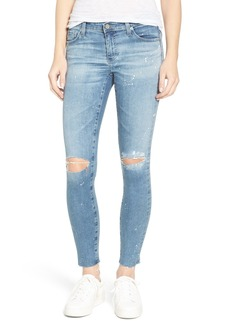 AG 'The Legging' Ankle Jeans (16 Years Artist Touch) (Nordstrom Exclusive)