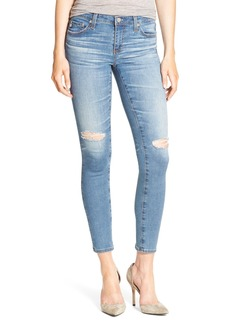 AG 'The Legging' Ankle Jeans (17 Year Roving Wind)