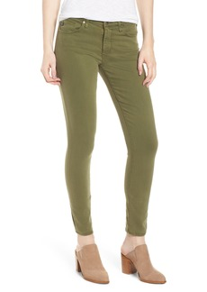 AG Adriano Goldschmied AG 'The Legging' Ankle Jeans (Sulfur Olive Grove)