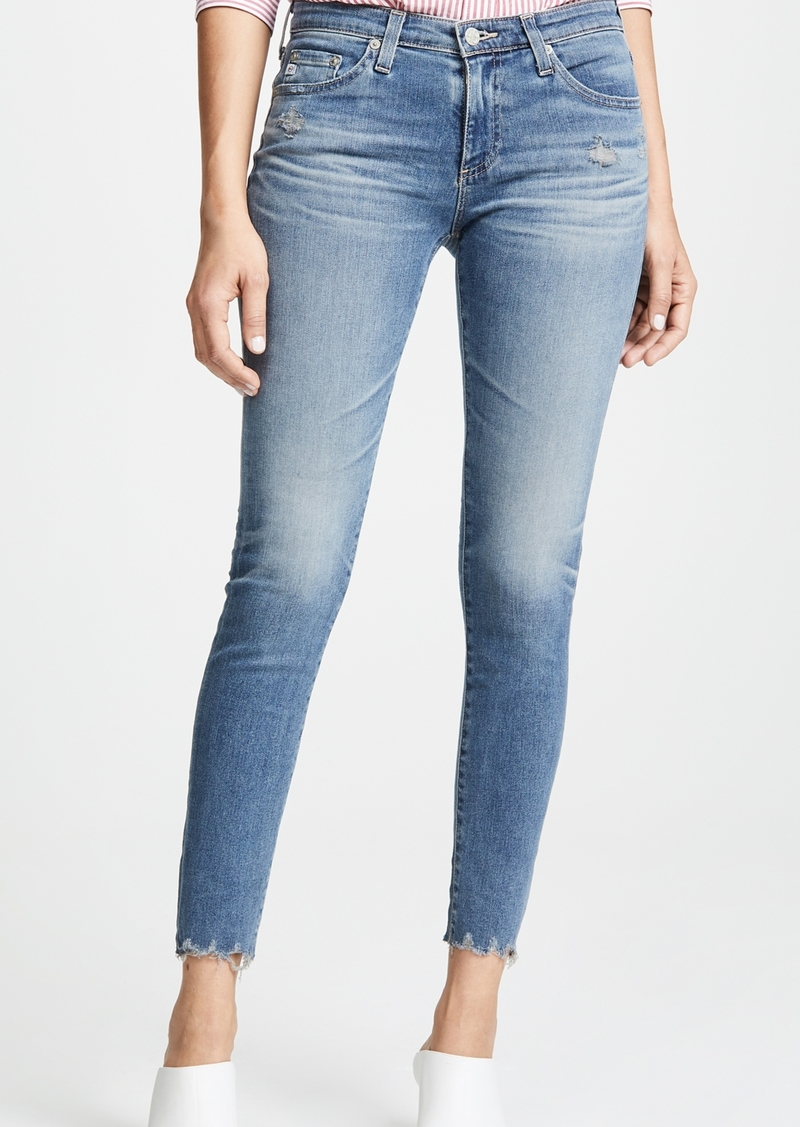 5a4653d88 AG Adriano Goldschmied AG The Legging Ankle Skinny Jeans | Denim