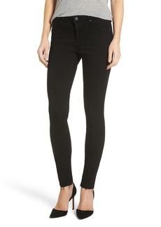 AG The Legging Ankle Skinny Jeans (Black Ink)