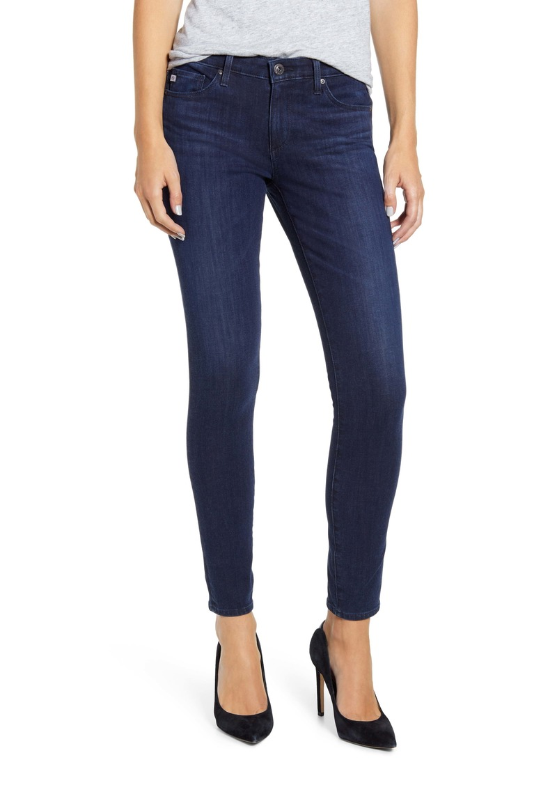 AG Adriano Goldschmied AG The Legging Ankle Skinny Jeans (Indigo Excess)