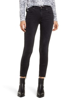 AG Adriano Goldschmied AG The Legging Ankle Super Skinny Jeans (2 Years Black Essence)