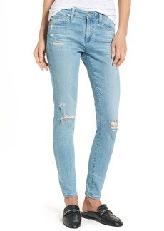 AG Adriano Goldschmied AG The Legging Ankle Super Skinny Jeans (20 Years - Oceana Destructed)