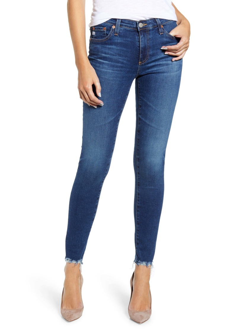 AG Adriano Goldschmied AG The Legging Ankle Super Skinny Jeans (10 Years Defined)