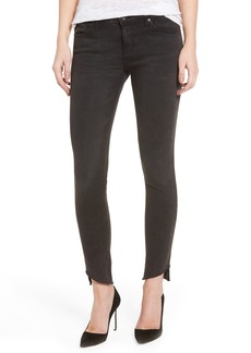 AG The Legging Ankle Super Skinny Jeans (Rustic Black)