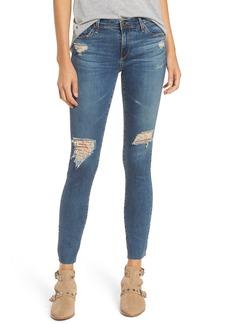 AG The Legging Ankle Super Skinny Jeans (Serendipitous Destructed)