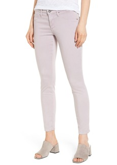 AG 'The Legging' Coated Ankle Jeans