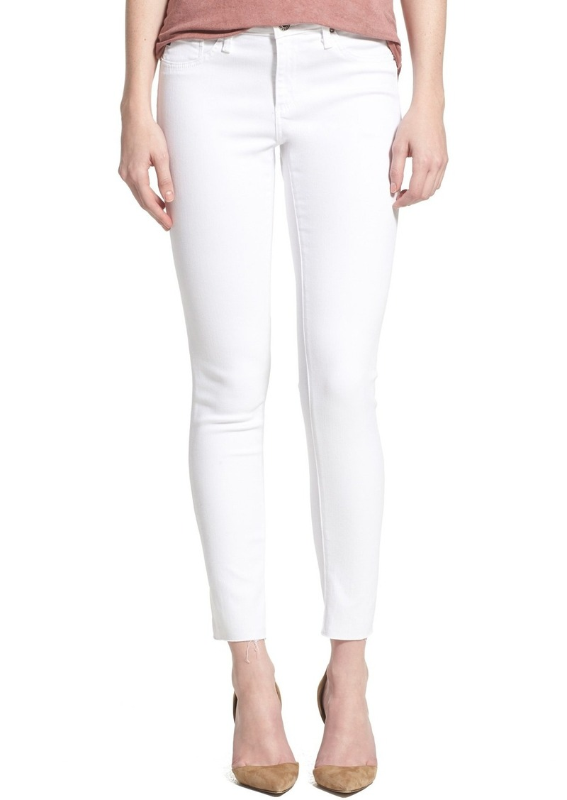 AG Adriano Goldschmied AG 'The Legging' Cutoff Ankle Skinny Jeans