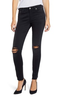 AG Adriano Goldschmied AG The Legging Super Skinny Jeans (02Y Somber Destructed) (Nordstrom Exclusive)