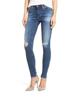 AG The Legging Super Skinny Jeans (13 Years Daybreak Destroyed)