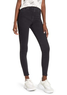 AG Adriano Goldschmied AG The Mila High Waist Skinny Jeans (Altered Black)