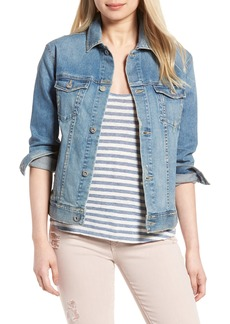 AG Adriano Goldschmied AG The Nancy Boyfriend Denim Jacket